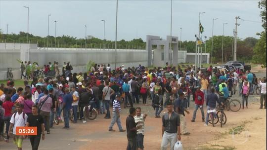 Governo lança pacote emergencial para atenuar situação dos venezuelanos que chegam ao país