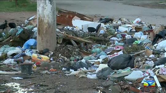 Área do bairro Ilhinha é utilizada para descarte irregular de lixo