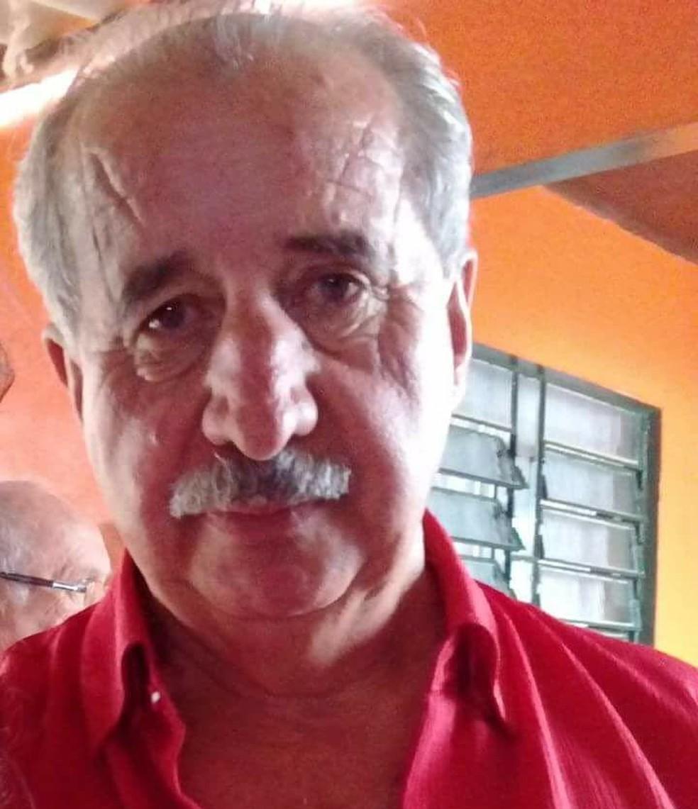 José Carlos Flores foi morto na noite do dia 28 de fevereiro (Foto: Arquivo Pessoal)