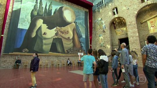 Gênio catalão, Salvador Dalí era contra a interpretação única da realidade