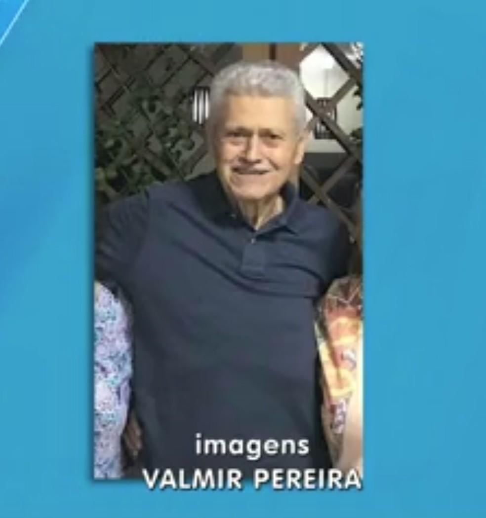 Ex-prefeito teve parada cardíaca e morreu em Cuiabá (Foto: TVCA/Reprodução)