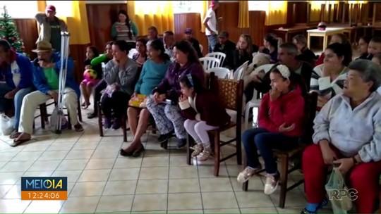 Ladrões invadem igreja no Paraná para furtar cestas básicas e brinquedos para doação