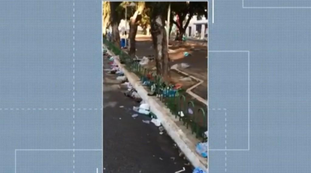 Ações devem ajudar a diminuir problemas após festas noturnas no Centro de Florianópolis - Notícias - Plantão Diário