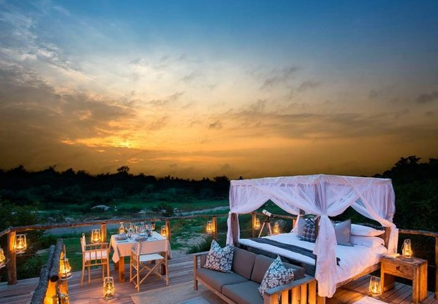 Tinyeleti Treehouse, Kruger National Park (Foto: Lion Sands Game Reserve)