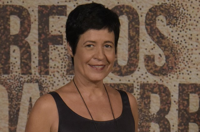 Thelma Guedes (Foto: Selmy Yassuda/TV Globo)