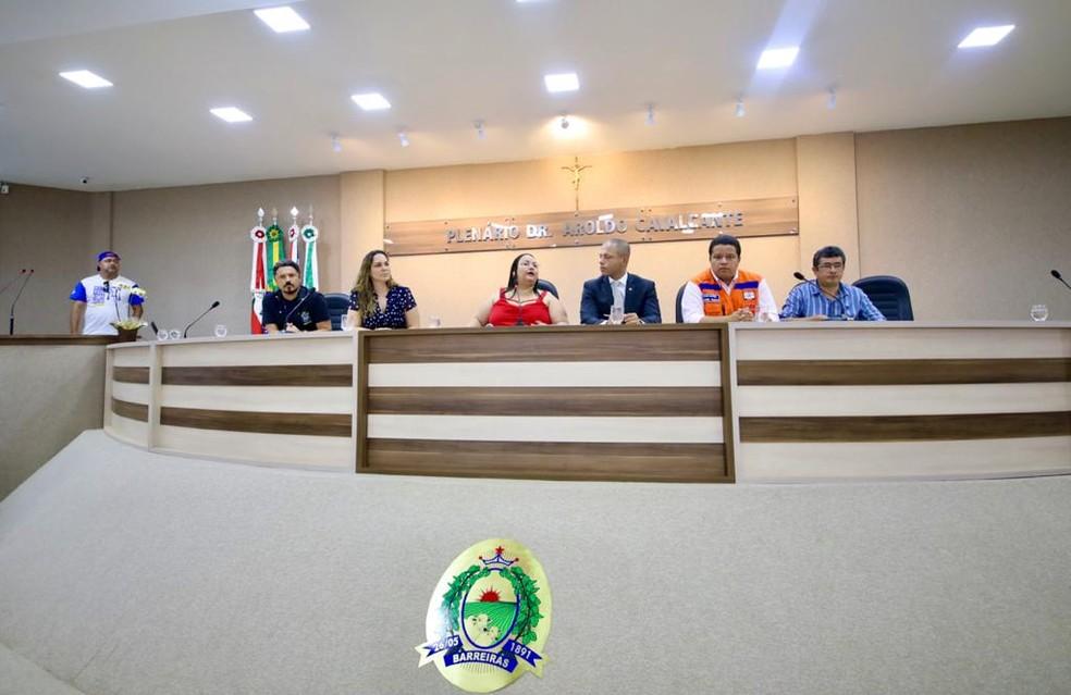 Resultado da ação foi apresentada em audiência pública — Foto: Divulgação