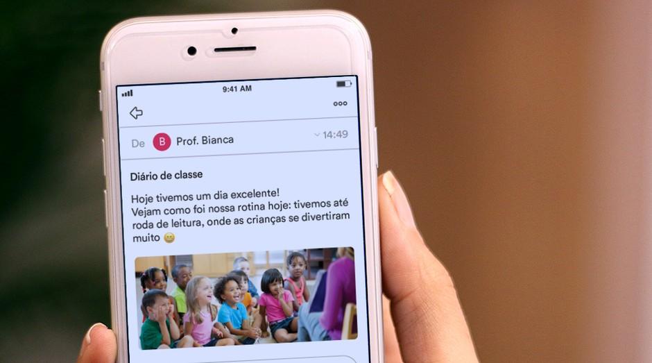 ClassApp, Aplicativo (Foto: Divulgação)