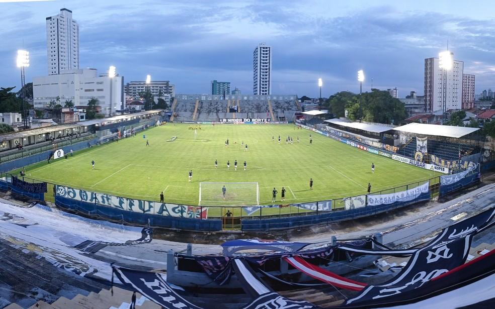 Estádio Baenão — Foto: Samara Miranda/Ascom Remo