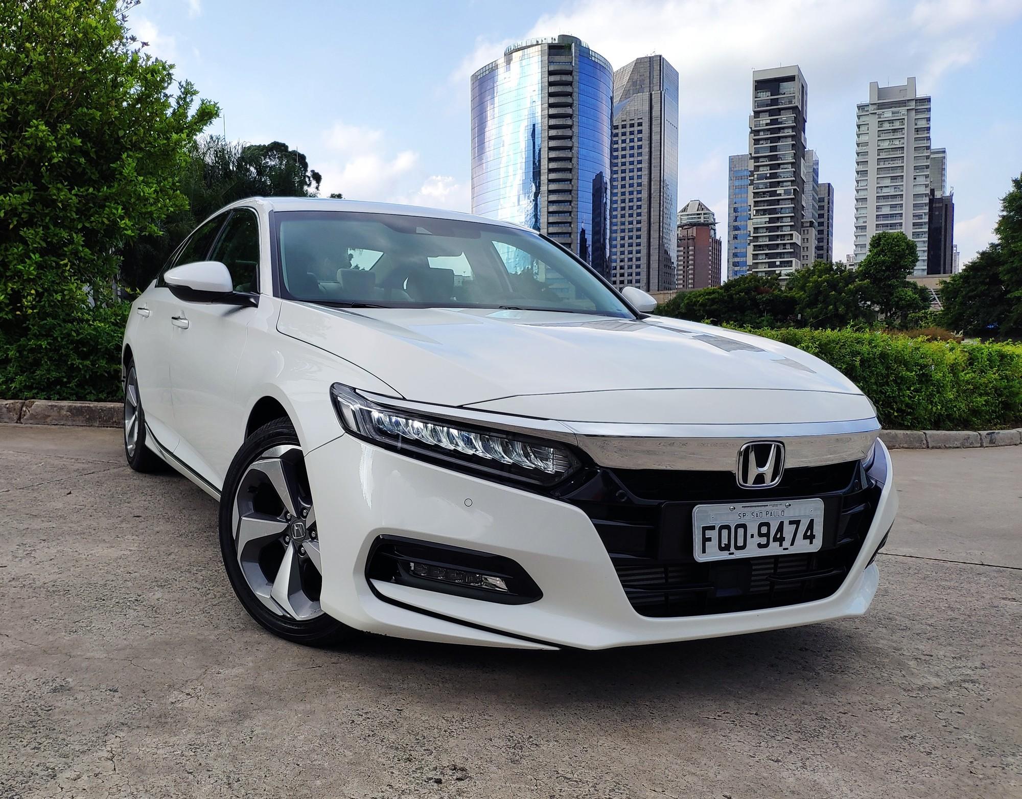 Honda Accord 2019: primeiras impressões - Noticias