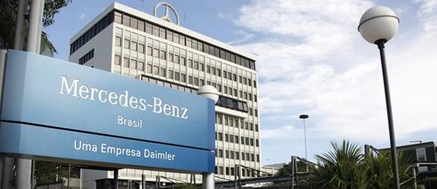 e22e04f10 Mercedes diz que não fechará fábrica mineira - Época NEGÓCIOS | Empresa
