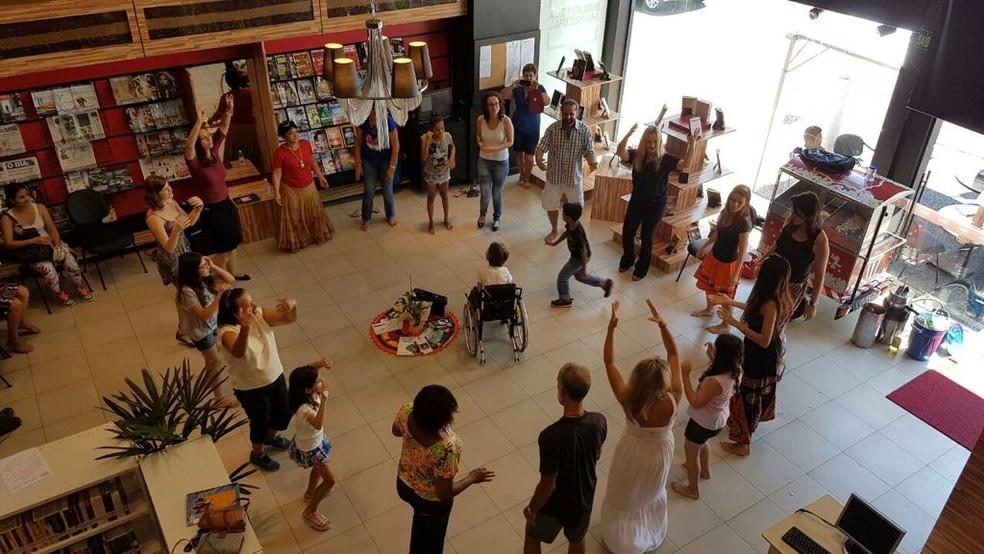 Prefeitura realiza a 9ª edição do Projeto Janela Literária em Marília (Foto: Prefeitura de Marília/Divulgação)