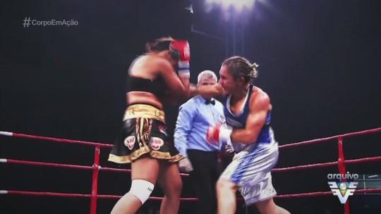 Rose Volante se prepara para o maior combate de sua carreira
