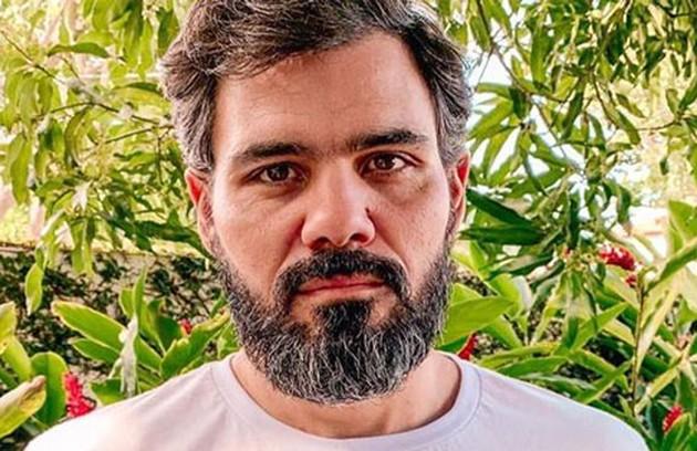 Juliano Cazarré viverá o peão Alcides e, após uma polêmica, afirmou ter tomado a vacina contra a Covid-19, exigida pela produção  (Foto: Reprodução)