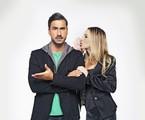 Danielle Winits e Julio Rocha | Léo Aversa