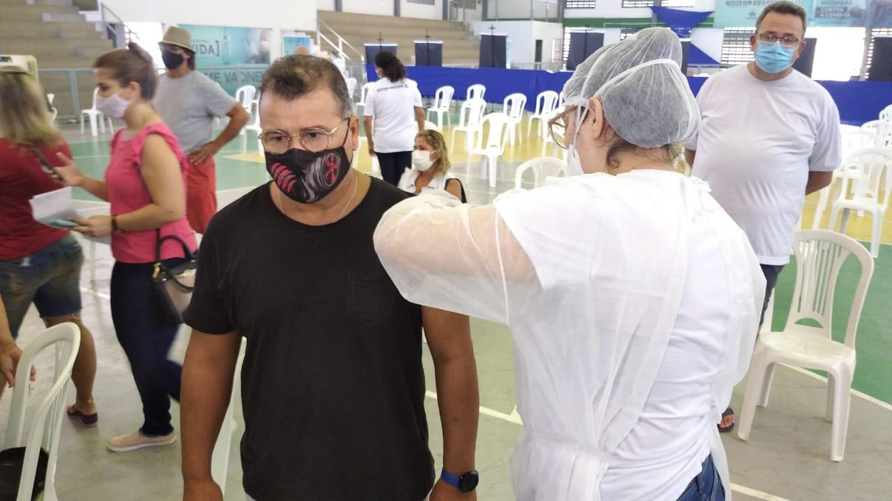 Mossoró amplia vacinação para pessoas com deficiência e comorbidades a partir de 50 anos