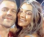 João Gomez e Talita Younan | Reprodução/Instagram
