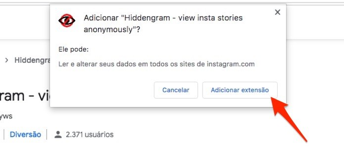 Como ver Stories do Instagram anonimamente com plugin para Chrome