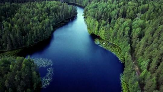 Globo Repórter viaja para a Finlândia, a terra dos mil lagos