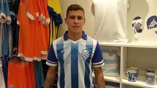Cria do Flamengo, Matheus Sávio é o jogador mais caro do CSA no Cartola FC