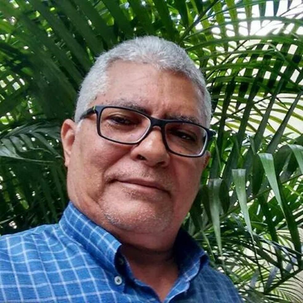 Ex-prefeito de Pombos José João da Silva (Foto: WhatsApp/Reprodução)