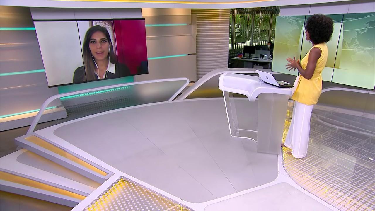 Andréia Sadi: Kassio Marques fará nova rodada de conversa com senadores