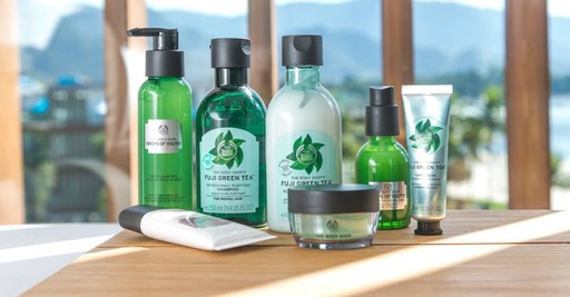 Amenities deliciosos da The Body Shop (Foto: Marco Sobral)
