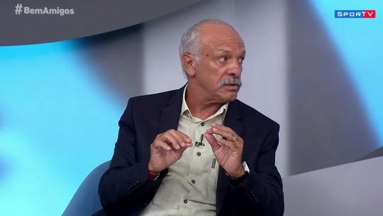 """Comentaristas do """"Bem, Amigos!"""" lamentam escalação de reservas nos Estaduais"""