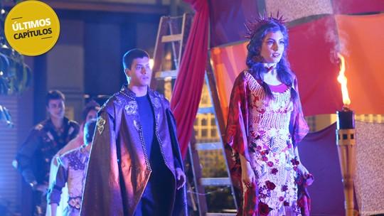 Últimos capítulos: Duca sobe ao palco e se declara para Bianca