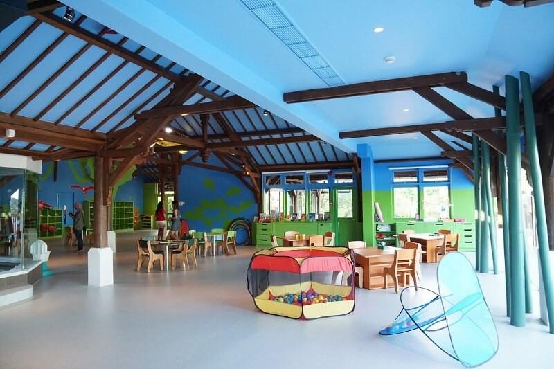 Hotéis com barulho são ótimos para curtir com as crianças (Foto: Divulgação)