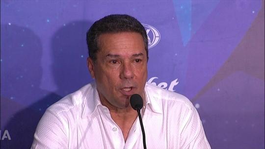 """Ricardo Rocha critica saída de Luxemburgo do Sport: """"A culpa não é só dele"""""""