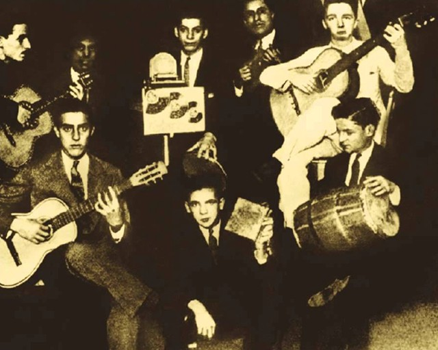 Músicas para descobrir em casa  – 'Picilone' (Noel Rosa, 1931) com Noel Rosa e João de Barro