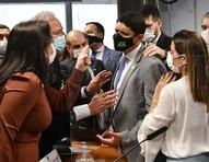 De interrompidas a 'descontroladas': o protagonismo das senadoras na CPI da Covid