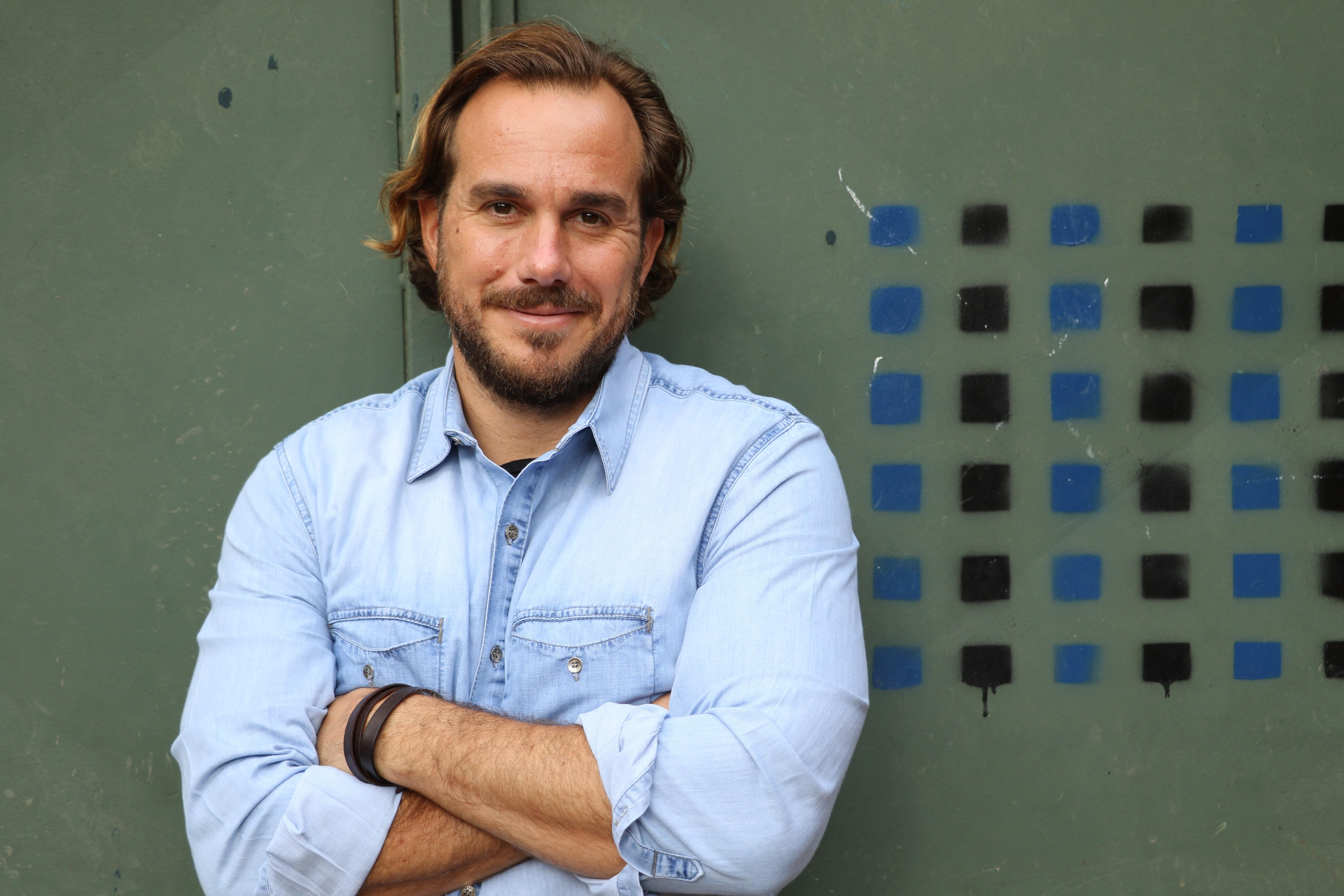 O escritor e pedagogo Marcelo Cunha Bueno (Foto: Divulgação)