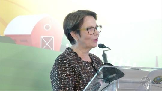 Deputada federal Tereza Cristina, de MS, é a nova presidente da FPA