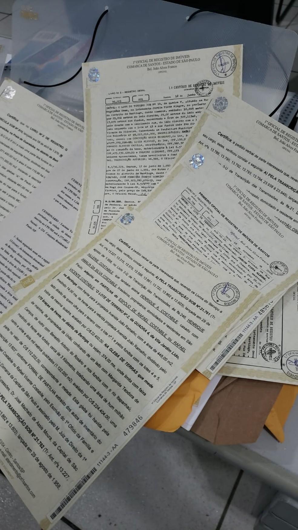 Golpista E Preso Apos Tentar Vender Terreno Para O Proprio Dono Em Sp Santos E Regiao G1