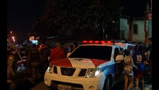 Mais de 800 homicídios foram registrados em 2017, na região metropolitana de Belém