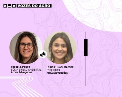Vozes do Agro - Código Florestal