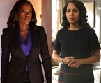 Viola Davis e Kerry Washington, as protagonistas de 'Scandal' e 'How to get away with murder' | Reprodução