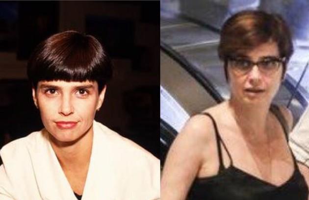 Lídia Brondi foi Fernanda. Desde então, parou de trabalhar na TV e passou a se dedicar à psicologia (Foto: TV Globo )