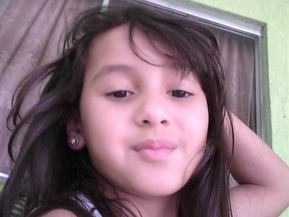 Tabata foi morta após desaparecer no dia 26 de setembro.  (Foto: Divulgação/Sesp)