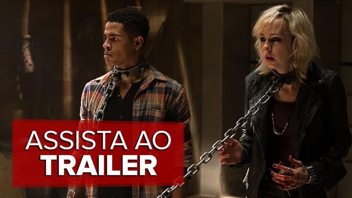 Oitavo filme da franquia Jogos Mortais estreia nos cinemas de Boa Vista
