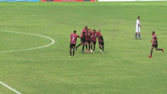 Técnico do Parnahyba admite vergonha com 4 a 0, mas exalta campanha até as semifinais