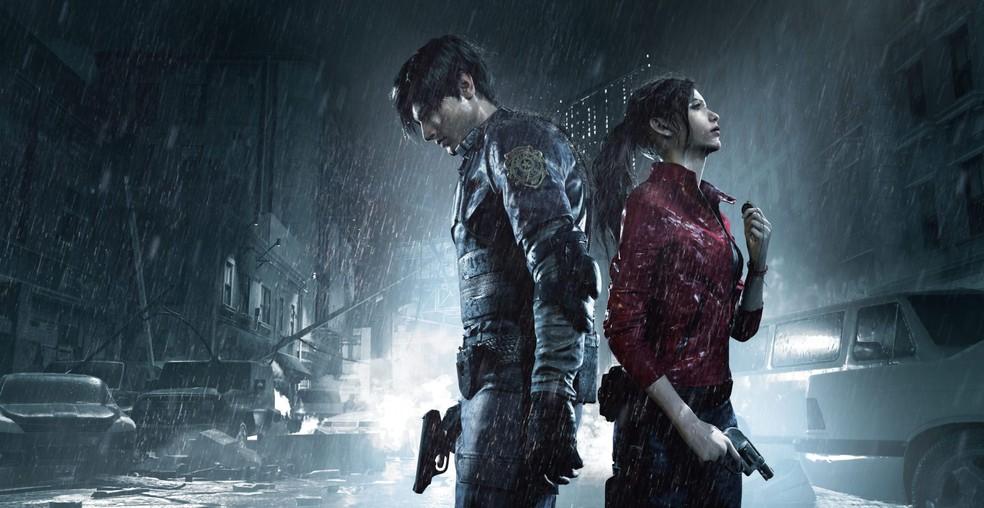Resident Evil 2 está em promoção na PSN — Foto: Divulgação/Capcom
