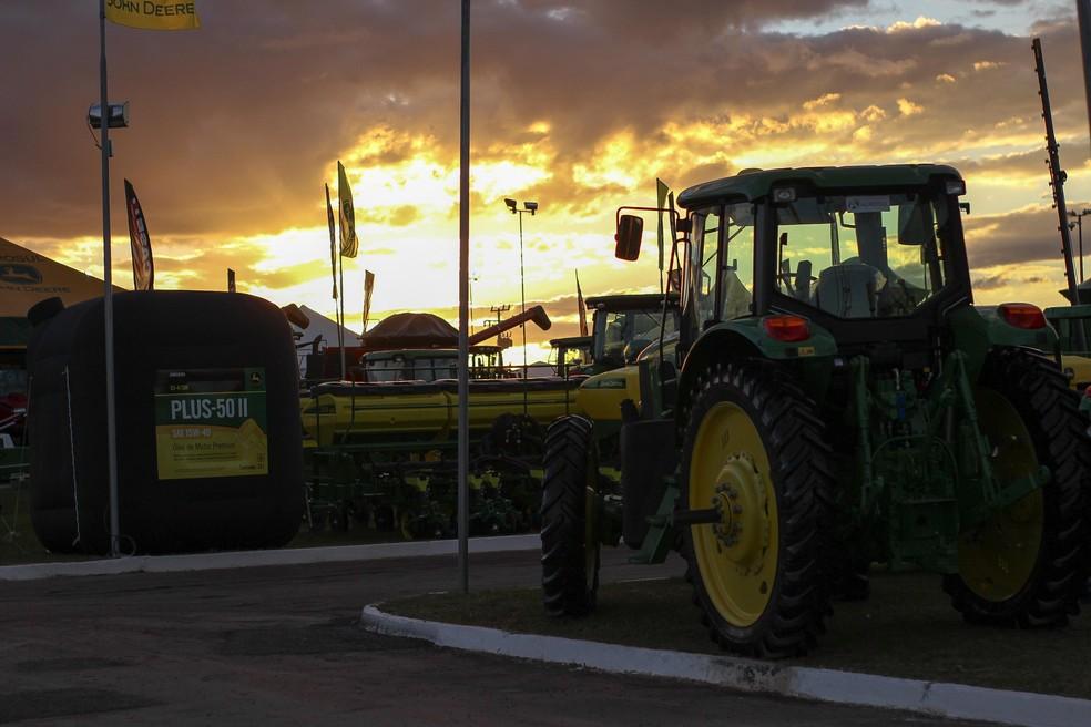 Bahia Farm Show deve movimentar mais de R$1,5 bilhão em intenções de negócios (Foto: Divulgação)