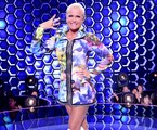 Xuxa Meneghel no 'The four' | Blad Meneghel