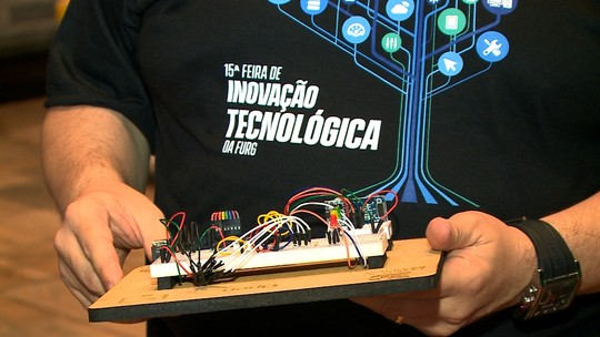 Feira destaca projetos inovadores desenvolvidos na FURG