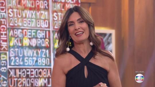 Fátima Bernardes relembra trote na faculdade