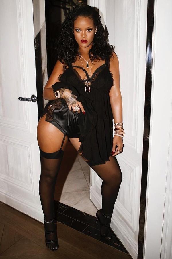 Rihanna pronta para arrasar no lançamento (Foto: Reprodução Instagram)