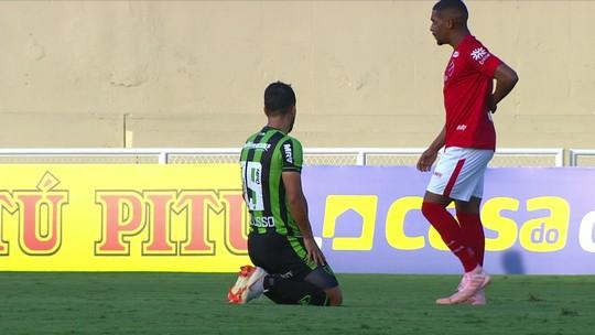 Frustrado com empate, Marcelo Cabo pede que Vila assimile resultado