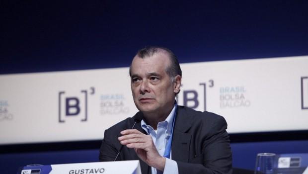 Gustavo Franco no Congresso da B3 (Foto: Divulgação B3/@B3_Oficial)
